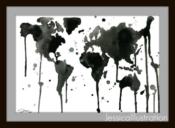 Jessica Durrant - It's a Black and White World